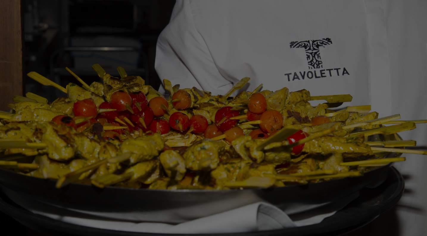 Tavoletta: Eventos con sabor